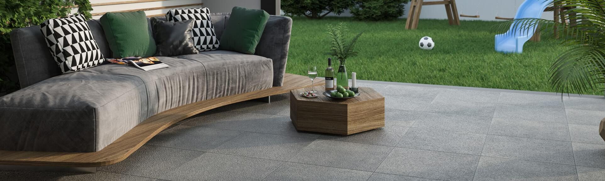 Terrace - Salon, Przedpokój