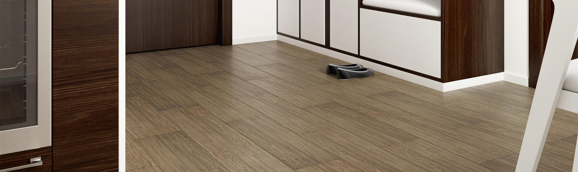 Wood Basic - Łazienka, Salon, Przedpokój