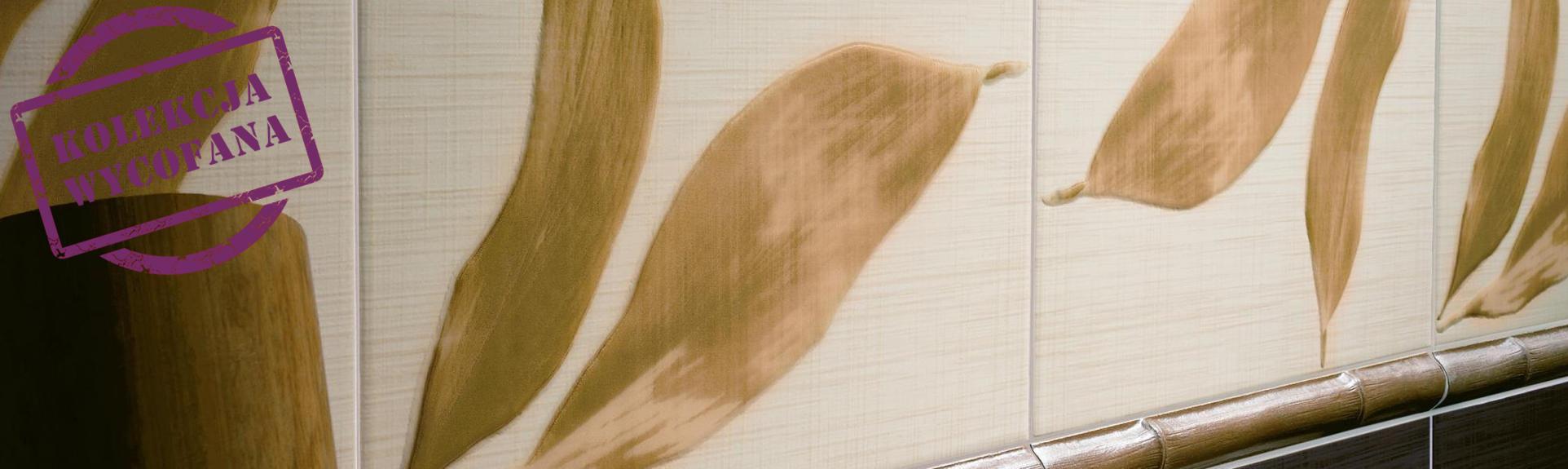 Bambus / Bambo (WYCOFANE) - Łazienka, Salon, Przedpokój