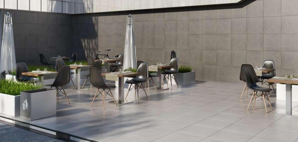 Duroteq - Salon, Przedpokój, Balkon i taras