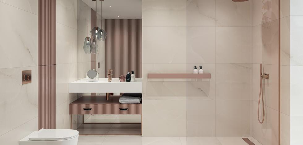 Elegantstone - Kuchnia, Łazienka, Salon, Przedpokój