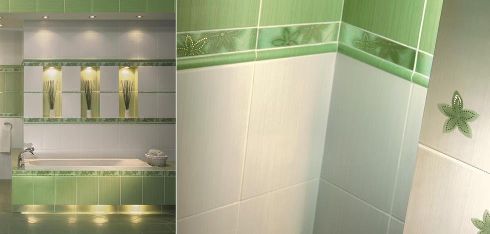 Stokrotka/Chaber - Łazienka, Salon, Przedpokój