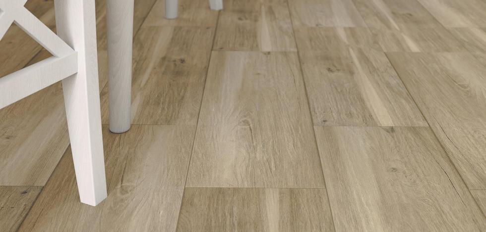 Wood Rustic - Łazienka, Salon, Przedpokój