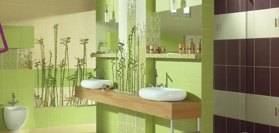 Inca/Bambus/Bambo - Łazienka, Salon, Przedpokój