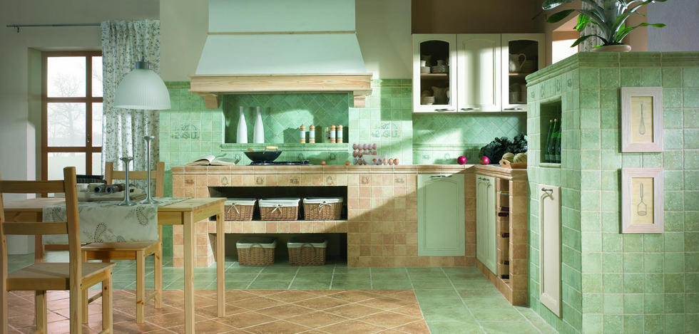 Tretto / Tryton - Kuchnia, Łazienka, Salon, Przedpokój