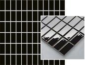 Altea Nero Mozaika Prasowana K.2,3X4,8 29,8x29,8 Altea / Albir 29,8 x 29,8 cm