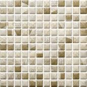 Attiya Beige Mozaika Prasowana K.2,3X2,3 Mix 29,8x29,8 Attiya 29,8 x 29,8 cm