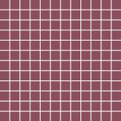 Briosa Viola Mozaika Cięta K.2,3X2,3  29,8x29,8 Briosa/Purio 29,8 x 29,8 cm