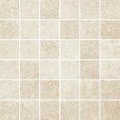 Flash Bianco Mozaika Cięta K.4,8X4,8 Półpoler 29,8x29,8 Flash 29,8 x 29,8 cm