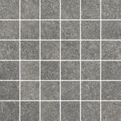 Flash Grafit Mozaika Cięta K.4,8X4,8 Półpoler 29,8x29,8 Flash 29,8 x 29,8 cm