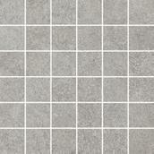 Flash Grys Mozaika Cięta K.4,8X4,8 Półpoler 29,8x29,8 Flash 29,8 x 29,8 cm