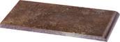 Ilario Brown Parapet 20x10 Ilario  10 x 20 cm