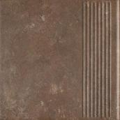 Ilario Brown Stopnica Prosta 30x30 Semir Ilario  30 x 30 cm