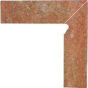 Ilario Ochra Cokół 2 El.-Prawy 8,1x30 Ilario  8,1 x 30 cm