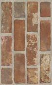 Loft Brown Ściana Struktura Brick 25x40 Loft 25 x 40 cm