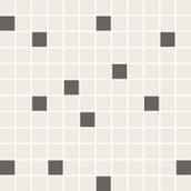 Luciola Ecru/mocca Mozaika Cięta Mix K.2,3X2,3   29,8x29,8 Luciola/Luci 29,8 x 29,8 cm