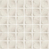 Minimal Stone Grys Mozaika Prasowana K.4,8X4,8  29,8x29,8 Minimal Stone 29,8 x 29,8 cm