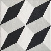 Modern Gres Szkl. Struktura Motyw A 19,8x19,8 Modern 19,8 x 19,8 cm