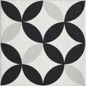 Modern Gres Szkl. Struktura Motyw E 19,8x19,8 Modern 19,8 x 19,8 cm