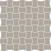 Modernizm Grys Mozaika Prasowana K.3,6X4,4  30,86x30,86 Modernizm 30,9 x 30,9 cm