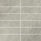 Obsidiana Grys Mozaika Cięta B K.4,8X14,8 Mat. 29,8x29,8 Obsidiana 29,8 x 29,8 cm