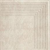 Scandiano Beige Stopnica Narożna 30x30 Scandiano 30 x 30 cm
