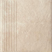 Scandiano Beige Stopnica Prosta 30x30 Scandiano 30 x 30 cm