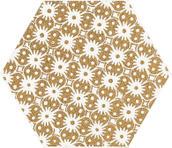 Shiny Lines Gold Heksagon Inserto D 19,8x17,1 Shiny Lines 19,8 x 17,1 cm