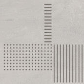 Space Grys Inserto B Mat. 29,8x29,8 Space 29,8 x 29,8 cm