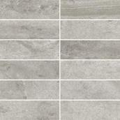 Teakstone Grys Mozaika Cięta K.4,8X14,8 Mat. 29,8x29,8 Teakstone 29,8 x 29,8 cm