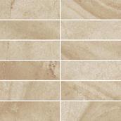 Teakstone Ochra Mozaika Cięta K.4,8X14,8 Mat. 29,8x29,8 Teakstone 29,8 x 29,8 cm