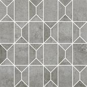Uniwersalna Mozaika Grys Paradyż Industrial 29,8x29,8 29,8 x 29,8 cm
