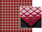 Uniwersalna Mozaika Szklana Karmazyn 29,8x29,8 Reflection / Reflex Ricoletta / Ricoletto (WYCOFANE)