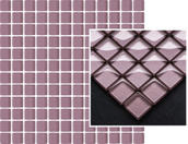 Uniwersalna Mozaika Szklana Lilac 29,8x29,8 Reflection / Reflex Baletia / Arole (WYCOFANE) Querida /