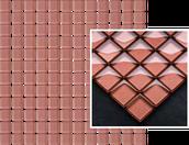 Uniwersalna Mozaika Szklana Praline 29,8x29,8 Coraline / Coral Reflection / Reflex 29,8 x 29,8 cm
