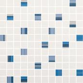 Acapulco Blue Mozaika Cięta Mix 29,8x29,8 Acapulco/Purio 29,8 x 29,8 cm