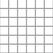 Altea Bianco Mozaika Prasowana K.4,8X4,8 29,8x29,8 Altea/Albir 29,8 x 29,8 cm