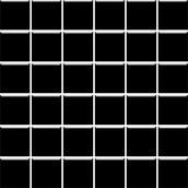 Altea Nero Mozaika Prasowana K.4,8X4,8 29,8x29,8 Altea / Albir 29,8 x 29,8 cm