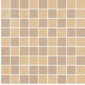 Arkesia Beige/brown Mozaika Cięta Mix Poler 30x30 Arkesia 30 x 30 cm