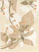 Begonia Beige Inserto A 25x33,3 Begonia/Orlik 25 x 33,3 cm