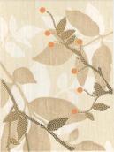 Begonia Beige Inserto B 25x33,3 Begonia/Orlik 25 x 33,3 cm