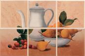 Gloria Beige Panel 10X10x6 Gloria/Glorian 20 x 30 cm