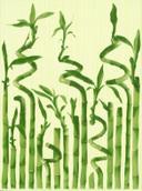 Inca Verde Inserto B 25x33,3 Inca/Bambus/Bambo 25 x 33,3 cm