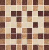 Mistral Beige Mozaika Cięta Mix Mat. 30x30 Mistral 30 x 30 cm