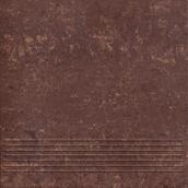 Mistral Brown Stopnica Prosta Mat. 29,8x29,8 Mistral 29,8 x 29,8 cm