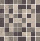 Mistral Grys Mozaika Cięta Mix Mat. 30x30 Mistral 30 x 30 cm