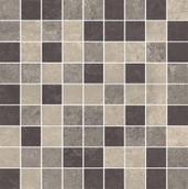 Mistral Grys Mozaika Cięta Mix Poler 30x30 Mistral 30 x 30 cm