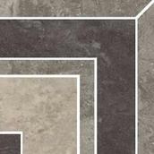 Mistral Grys Narożnik Poler 9,8x9,8 Mistral 9,8 x 9,8 cm