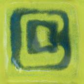 Reflette Verde Inserto Kwadrat 9,8x9,8 Reflette 9,8 x 9,8 cm