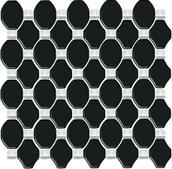 Secret Nero Mozaika Szklana 29,8x29,8 Secret/Edeno 29,8 x 29,8 cm